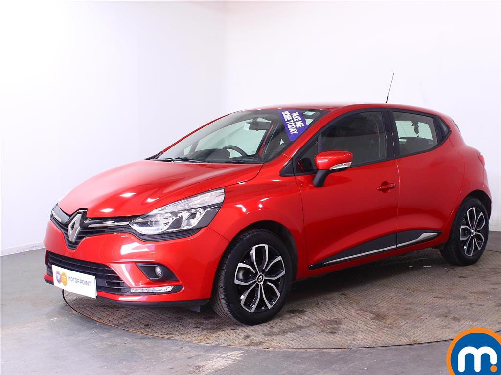 Renault Clio Play - Stock Number (1015758) - Passenger side front corner