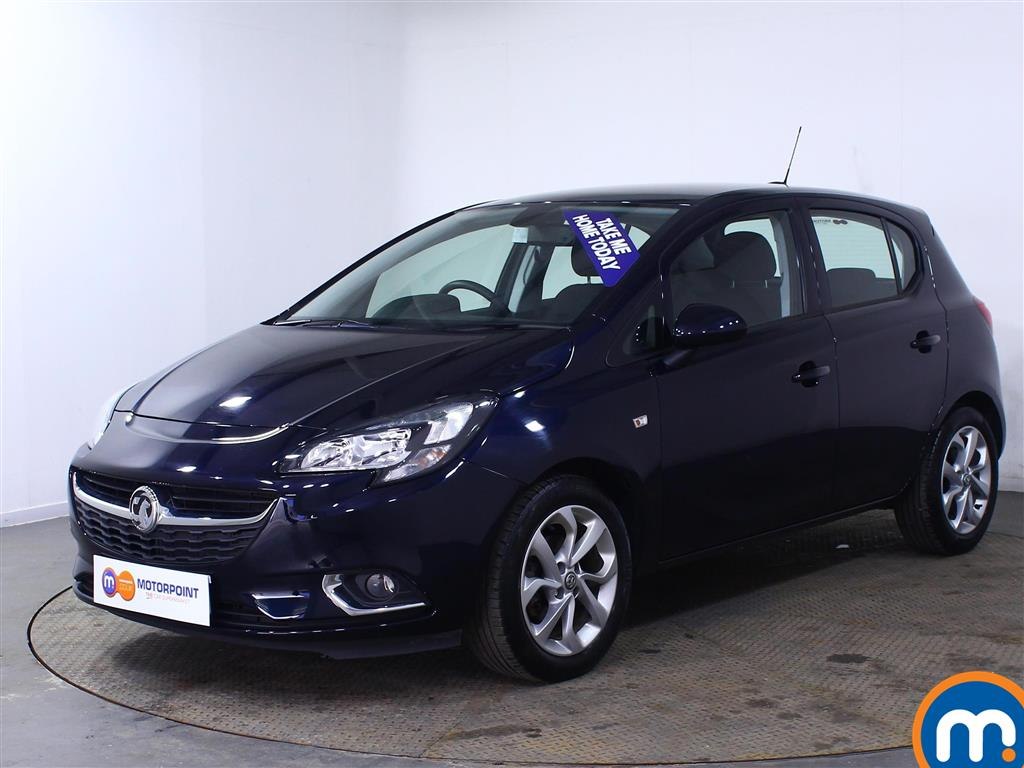Vauxhall Corsa SRi - Stock Number (1016462) - Passenger side front corner