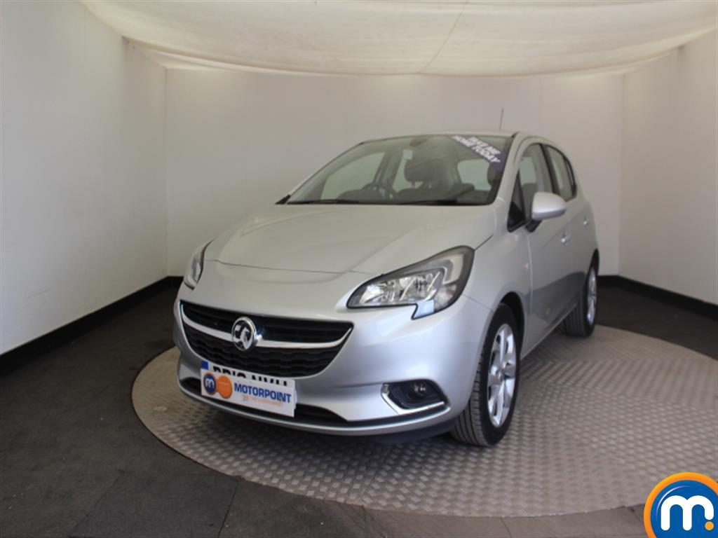 Vauxhall Corsa SRi - Stock Number (1016561) - Passenger side front corner