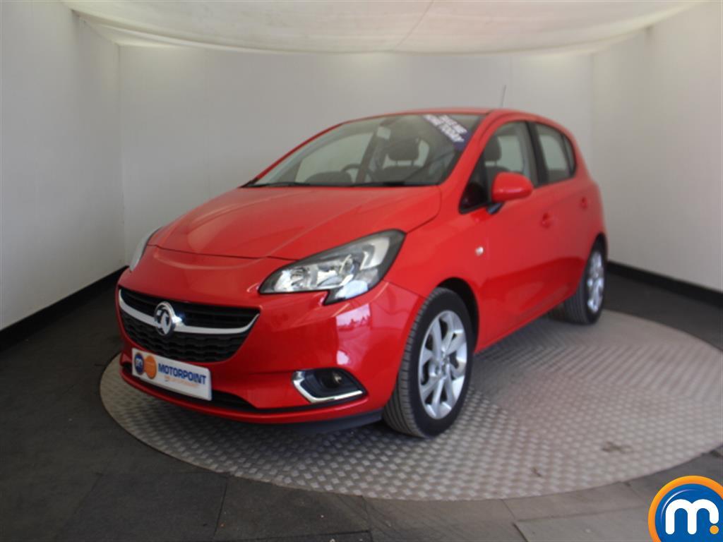 Vauxhall Corsa SRi - Stock Number (1017341) - Passenger side front corner