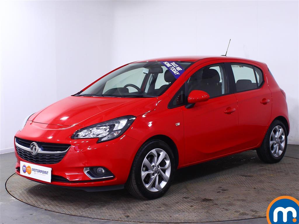 Vauxhall Corsa SRi - Stock Number 1016485 Passenger side front corner