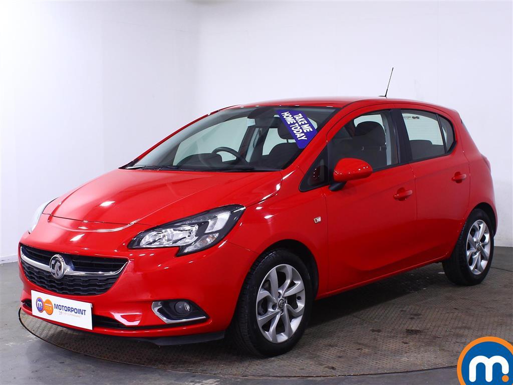 Vauxhall Corsa SRi - Stock Number (1016673) - Passenger side front corner