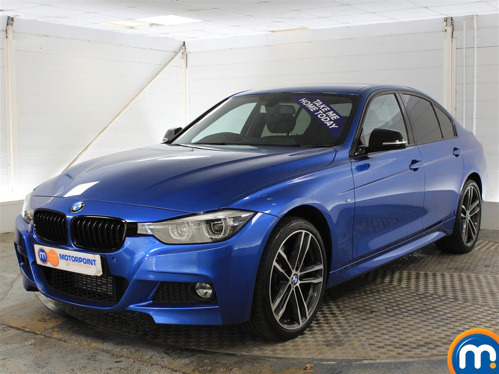 BMW 3 Series M Sport Shadow Edition - Stock Number (1022360) - Passenger side front corner
