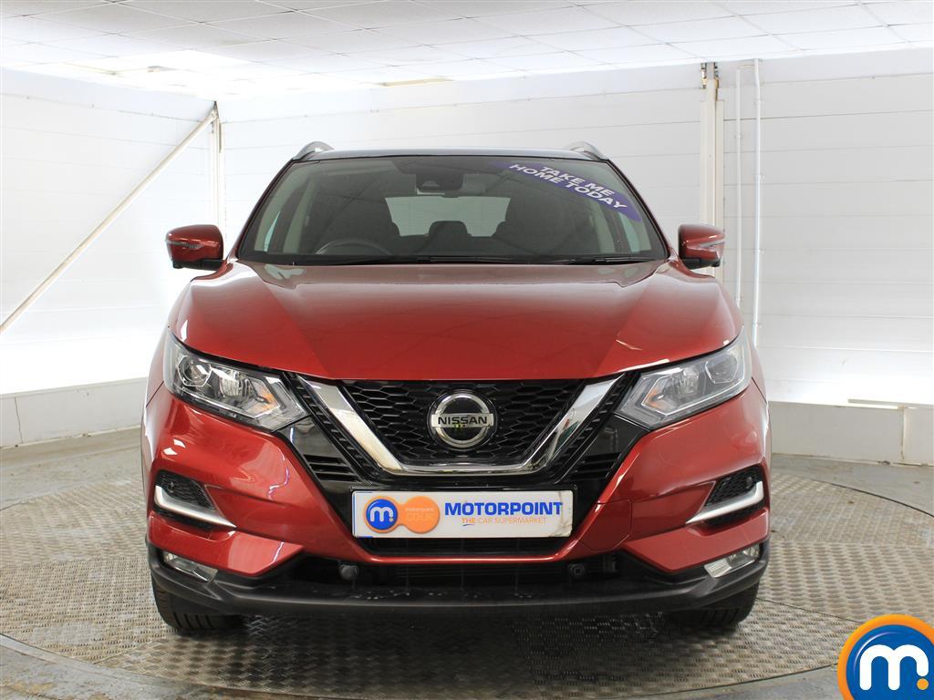 Nissan Qashqai N-Connecta Manual Petrol Hatchback - Stock Number (1016622) - Front bumper