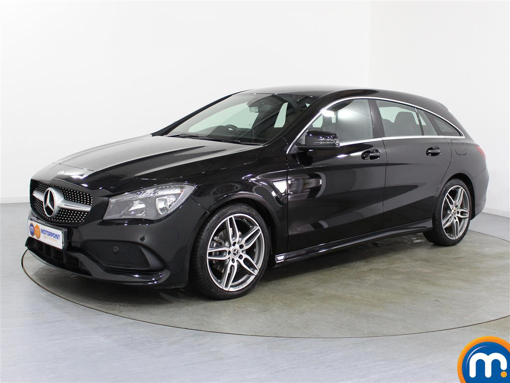 Mercedes-Benz Cla Class AMG Line - Stock Number (1019574) - Passenger side front corner