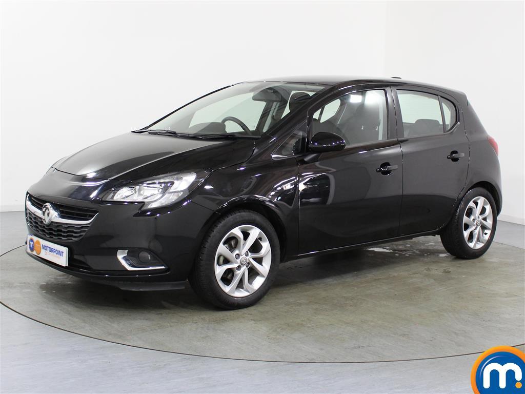 Vauxhall Corsa SRi - Stock Number (1016579) - Passenger side front corner