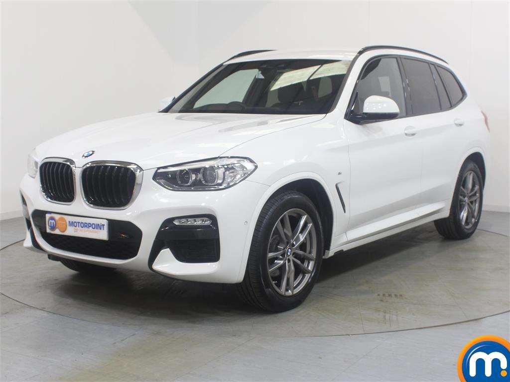 BMW X3 M Sport - Stock Number (1011133) - Passenger side front corner