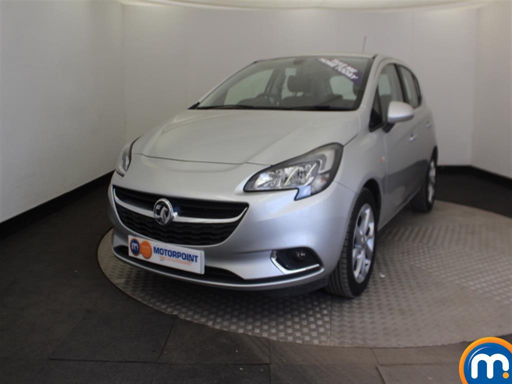 Vauxhall Corsa SRi - Stock Number (1016659) - Passenger side front corner