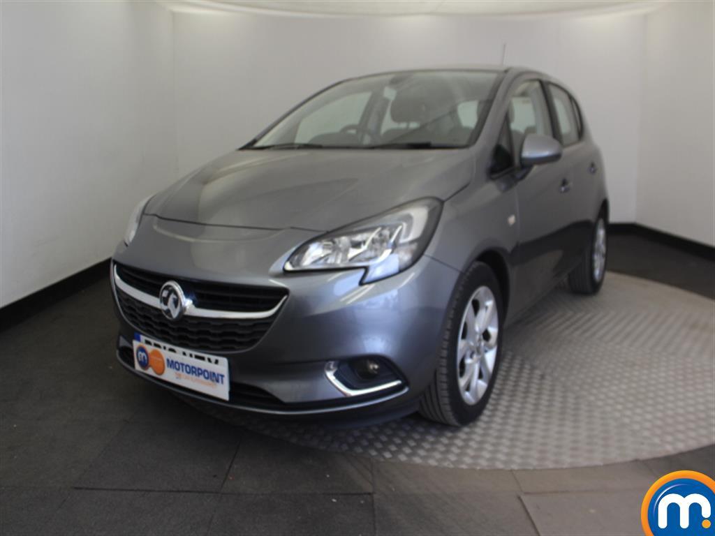Vauxhall Corsa SRi - Stock Number (1016450) - Passenger side front corner