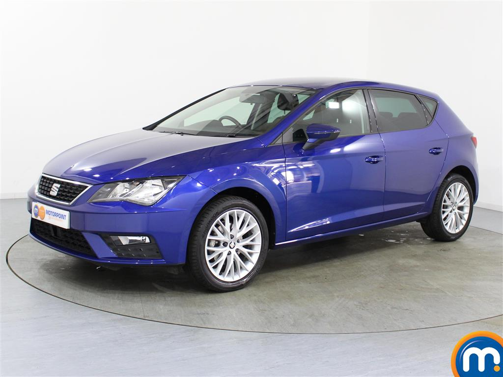 Seat Leon SE Dynamic Technology - Stock Number (1020158) - Passenger side front corner