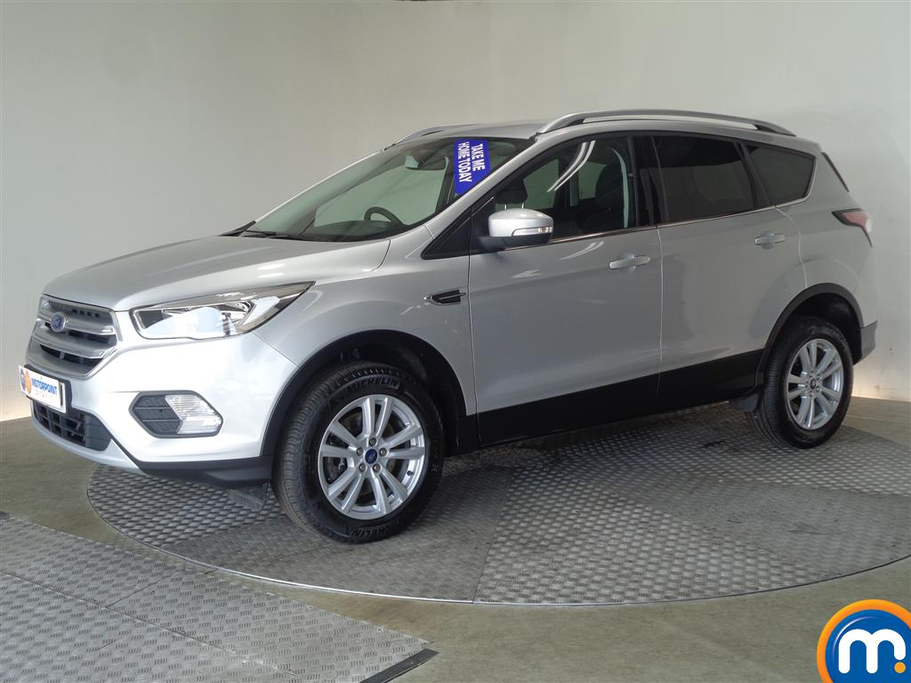 Ford Kuga Zetec - Stock Number (1013672) - Passenger side front corner