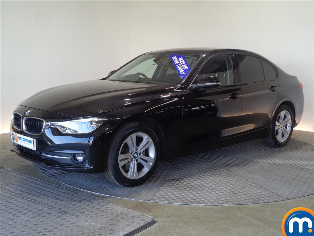 BMW 3 Series Sport - Stock Number (1018894) - Passenger side front corner