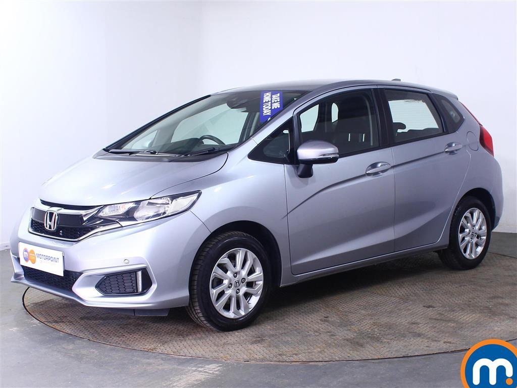 Honda Jazz SE Navi - Stock Number (1018139) - Passenger side front corner