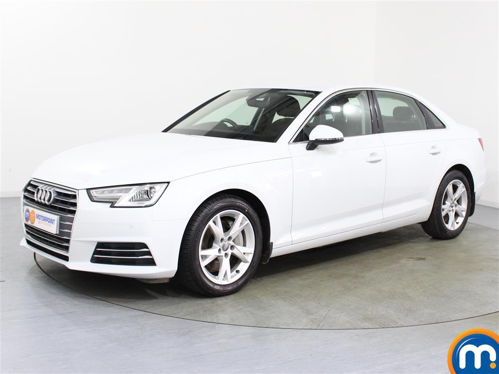 Audi A4 Sport - Stock Number (1017865) - Passenger side front corner