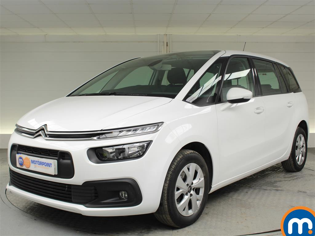 Citroen Grand C4 Picasso Touch Edition - Stock Number (1011489) - Passenger side front corner