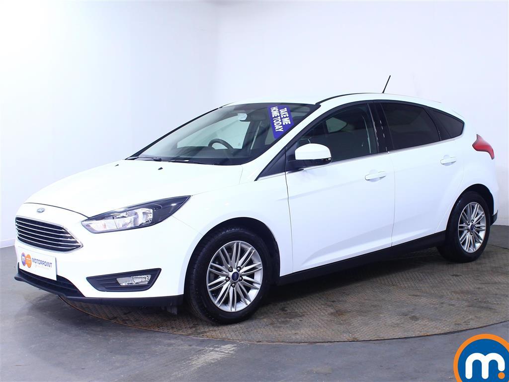 Ford Focus Zetec Edition - Stock Number (1018165) - Passenger side front corner