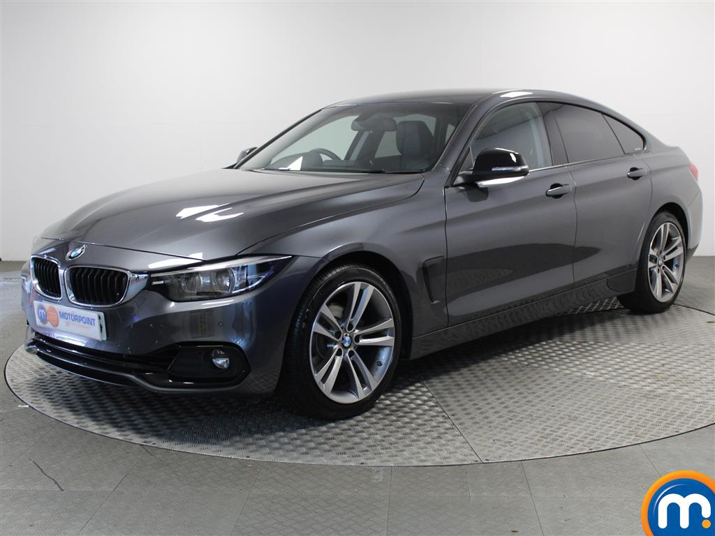 BMW 4 Series Sport - Stock Number (1018181) - Passenger side front corner