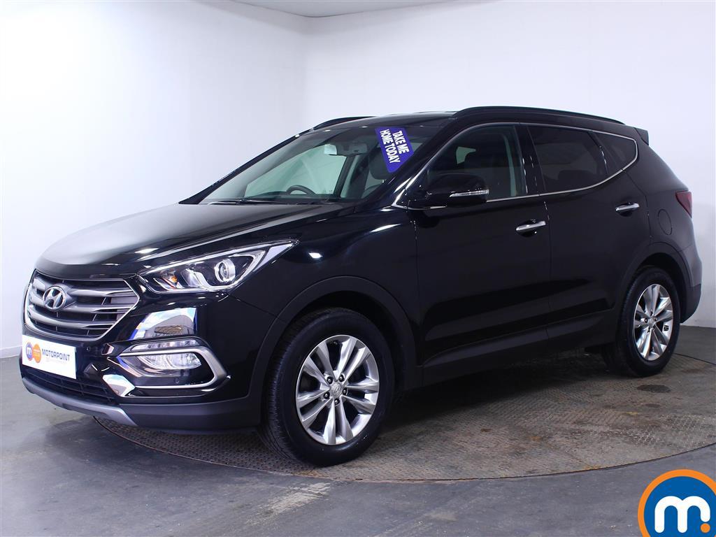 Hyundai Santa Fe Premium - Stock Number (1017229) - Passenger side front corner