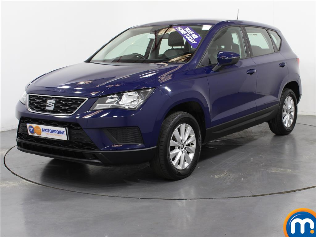 Seat Ateca S - Stock Number (1017836) - Passenger side front corner