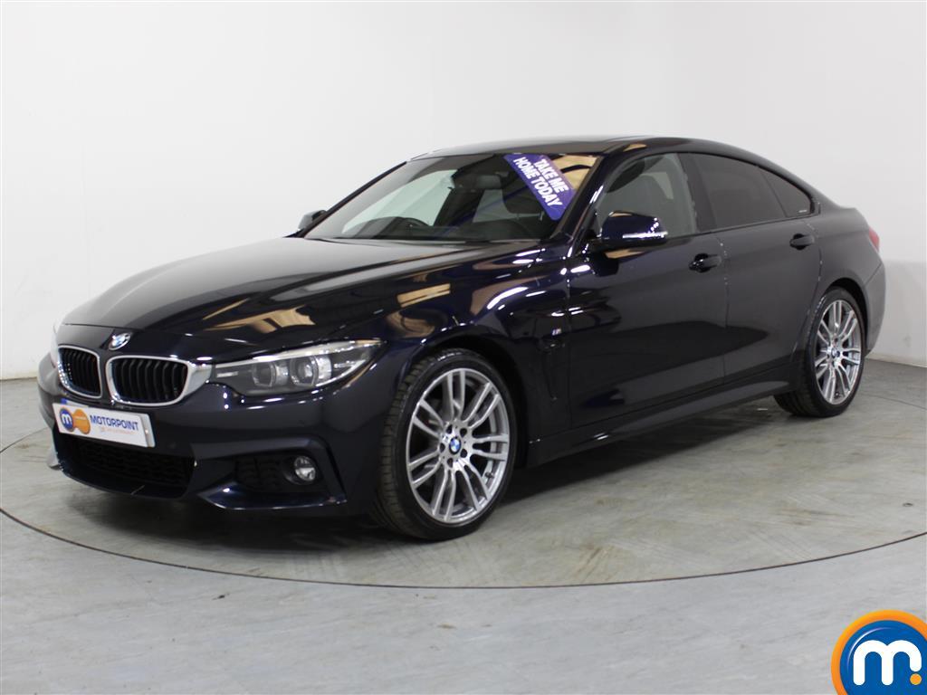 BMW 4 Series M Sport - Stock Number (1011478) - Passenger side front corner
