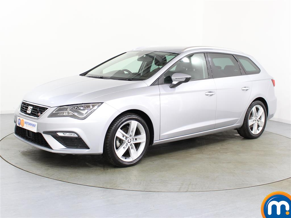 Seat Leon FR Technology - Stock Number (1008705) - Passenger side front corner