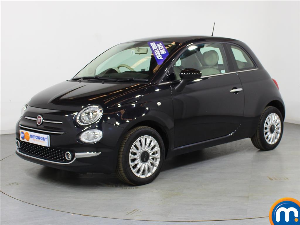 Fiat 500 Lounge - Stock Number (1009888) - Passenger side front corner