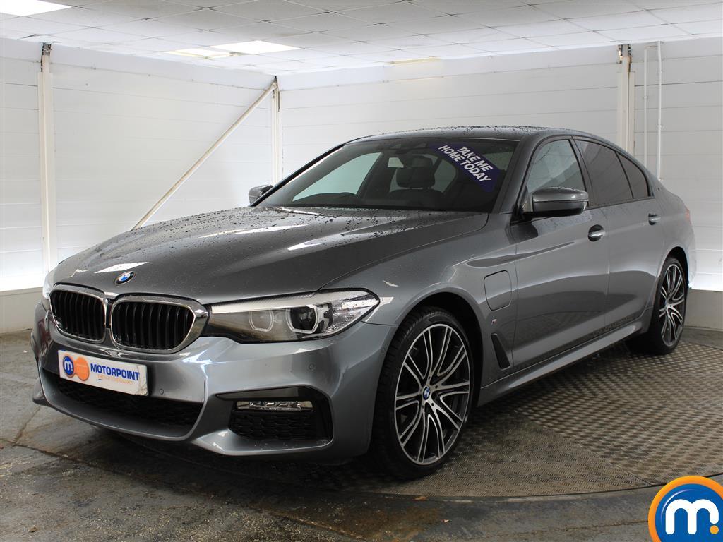 BMW 5 Series M Sport - Stock Number (1017652) - Passenger side front corner