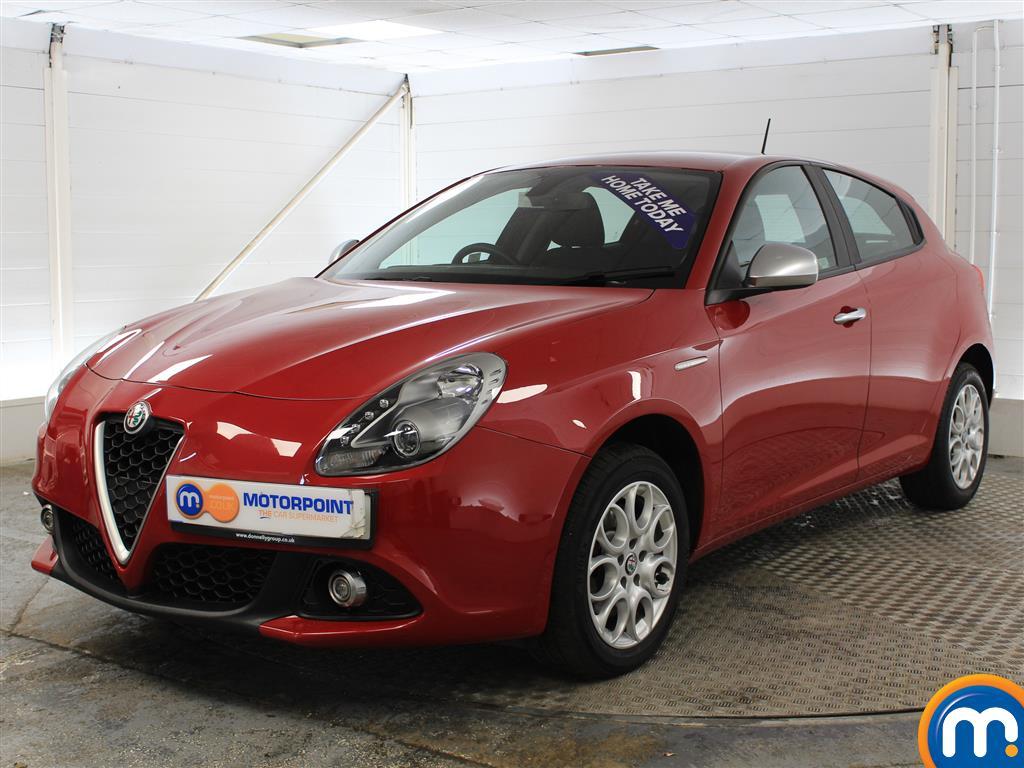 Alfa Romeo Giulietta Super - Stock Number (1014974) - Passenger side front corner