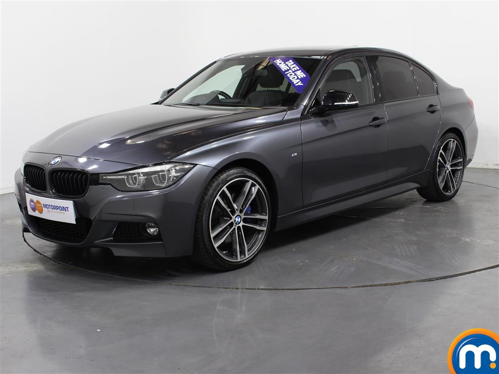 BMW 3 Series M Sport Shadow Edition - Stock Number (1002692) - Passenger side front corner