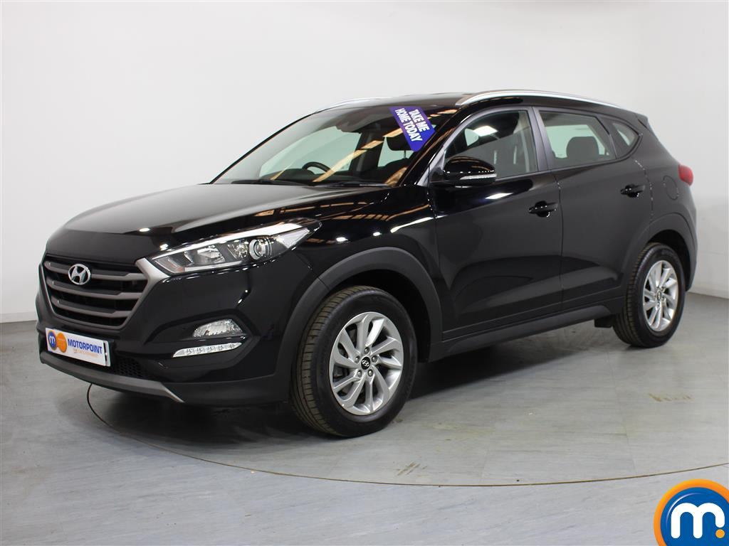 Hyundai Tucson SE Nav - Stock Number (1005052) - Passenger side front corner