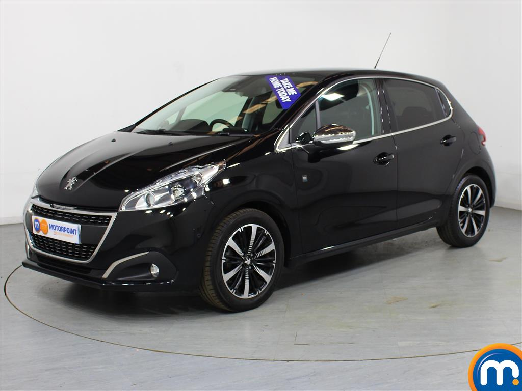 Peugeot 208 Tech Edition - Stock Number (1010805) - Passenger side front corner