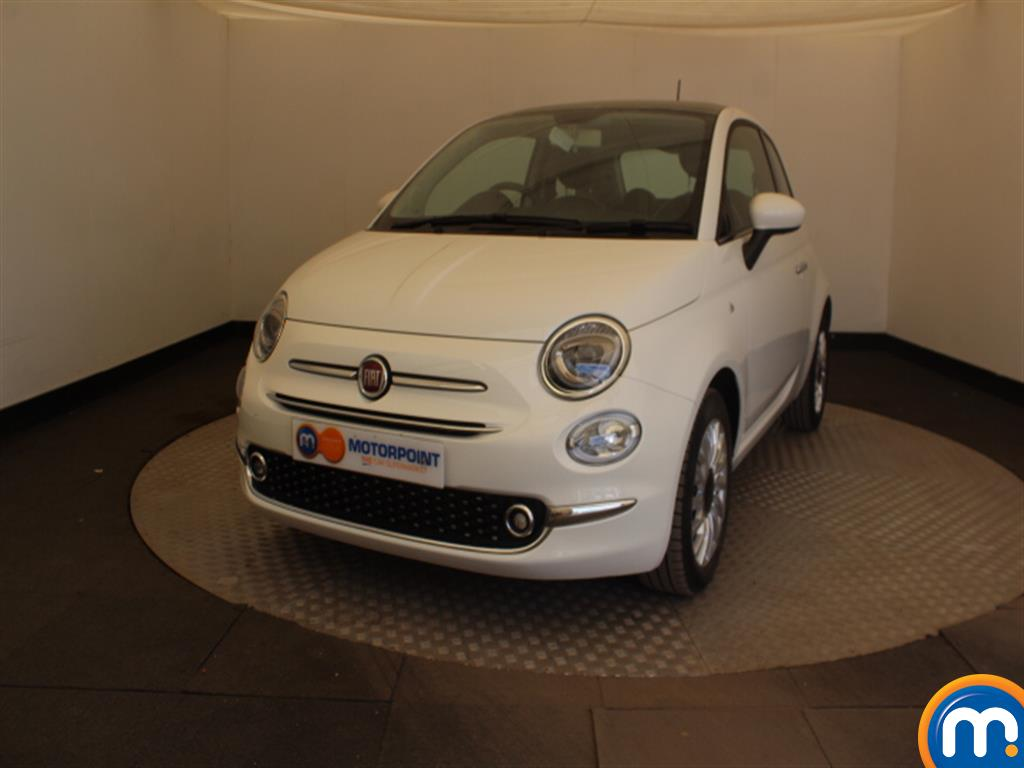 Fiat 500 Lounge - Stock Number (1011291) - Passenger side front corner