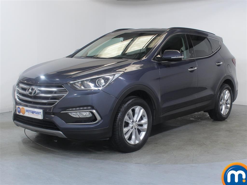Hyundai Santa Fe Premium - Stock Number (1017217) - Passenger side front corner