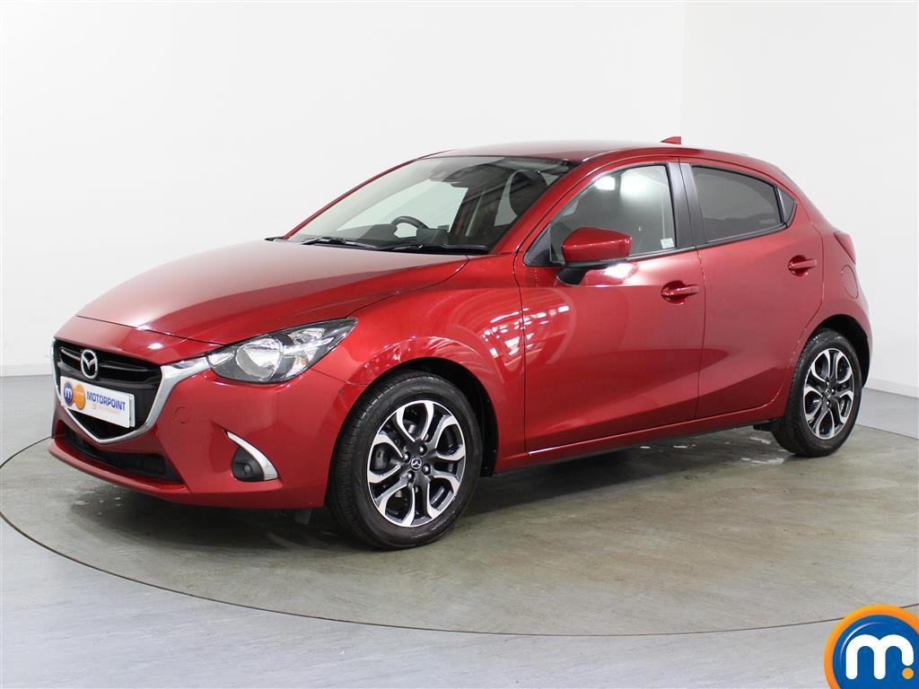 Mazda 2 Sport - Stock Number (1013540) - Passenger side front corner