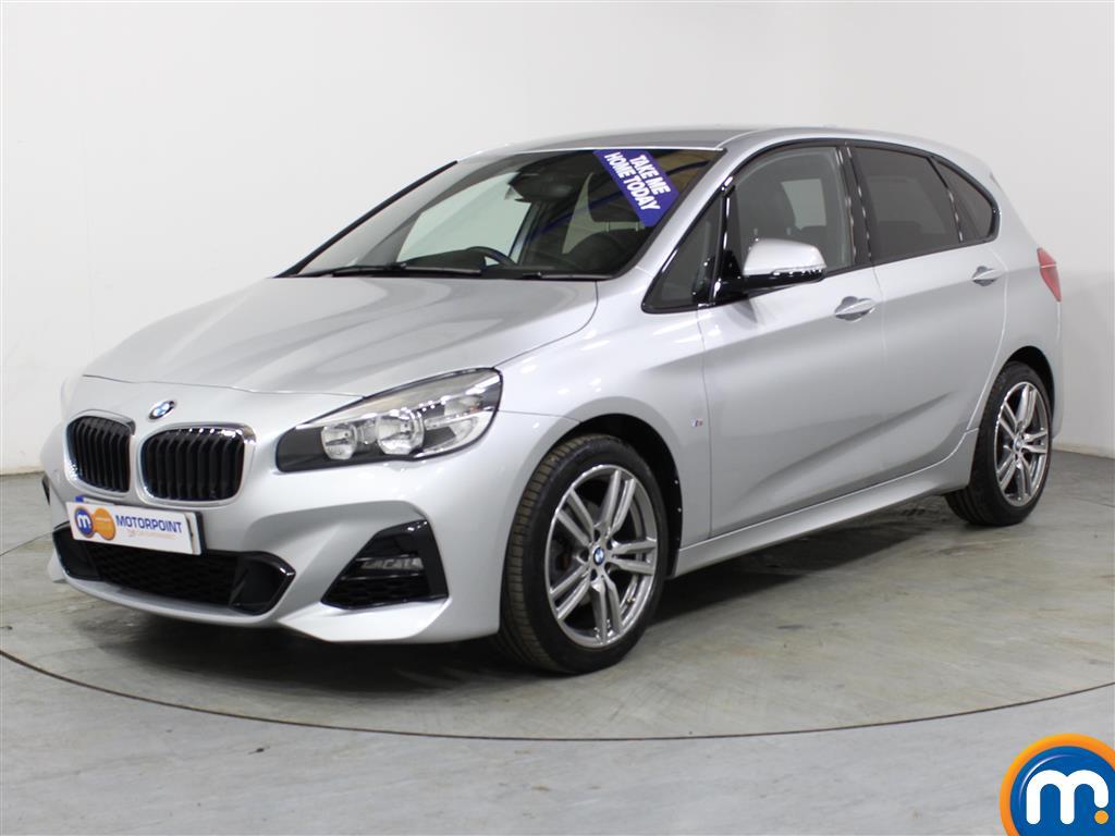 BMW 2 Series M Sport - Stock Number (1010550) - Passenger side front corner