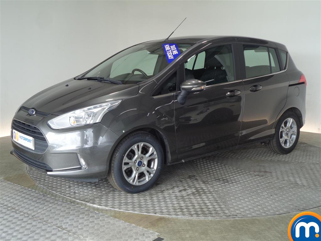 Ford B-Max Zetec - Stock Number (1020531) - Passenger side front corner