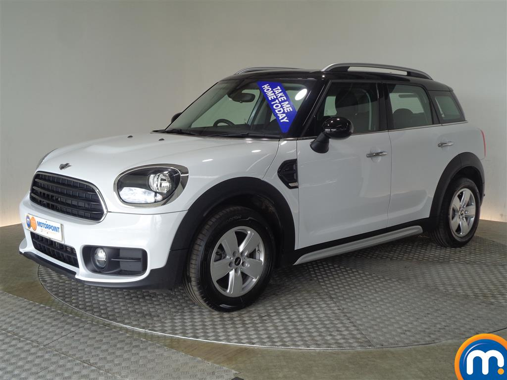Mini Countryman Cooper - Stock Number (1015691) - Passenger side front corner