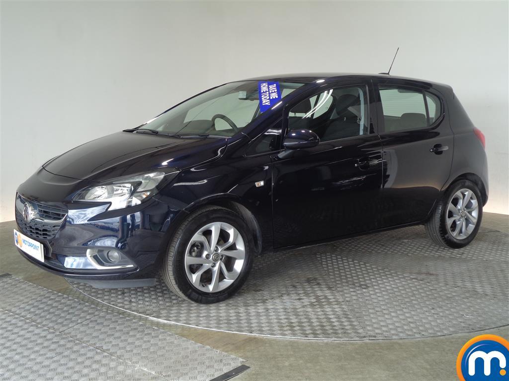 Vauxhall Corsa SRi - Stock Number (1016541) - Passenger side front corner
