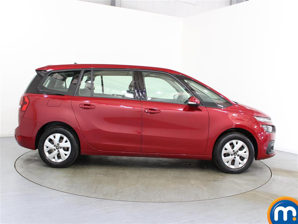 Citroen Grand C4 Spacetourer Touch Edition Manual Diesel People Carrier - Stock Number (1012854) - Drivers side