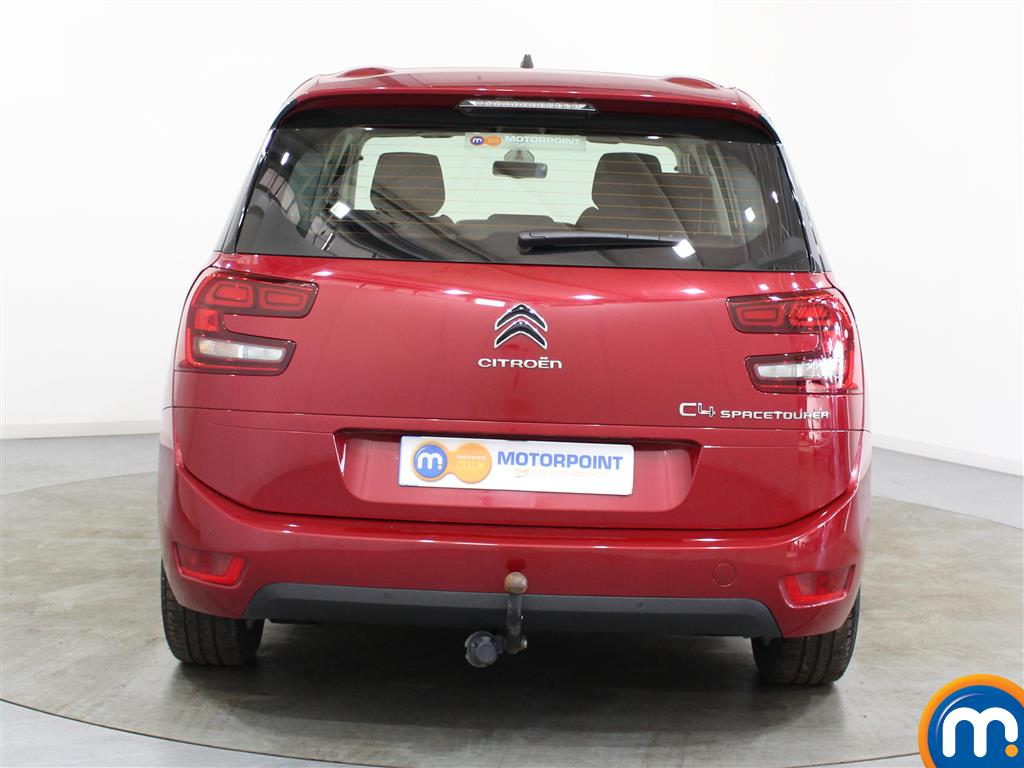 Citroen Grand C4 Spacetourer Touch Edition Manual Diesel People Carrier - Stock Number (1012854) - Rear bumper