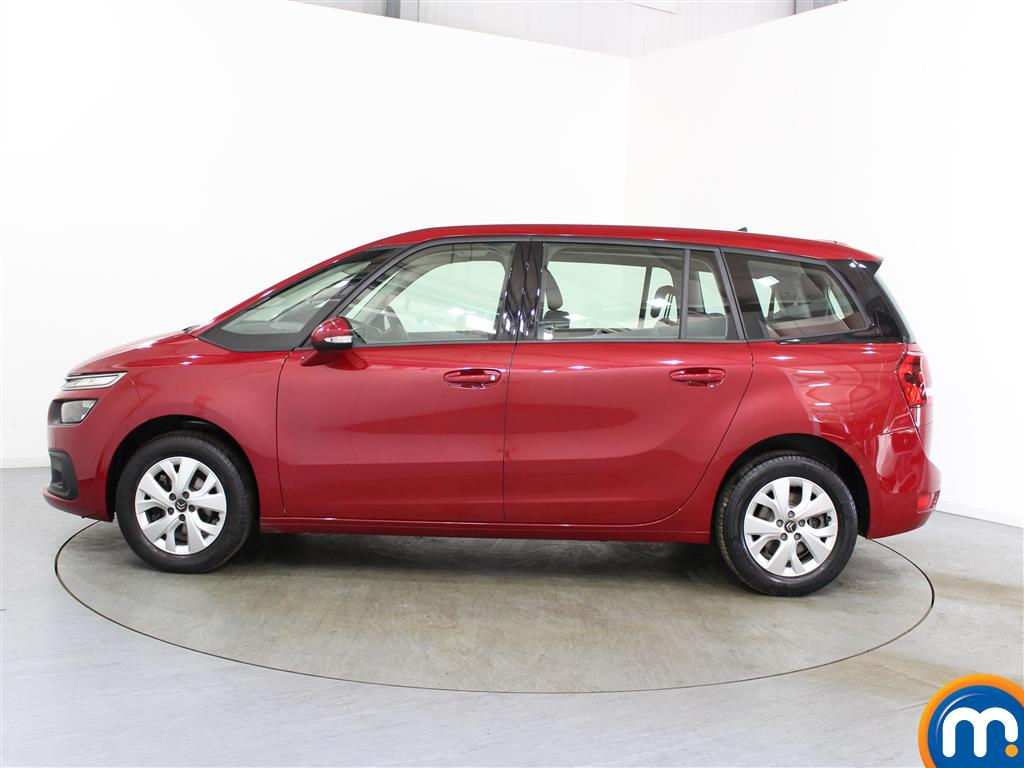 Citroen Grand C4 Spacetourer Touch Edition Manual Diesel People Carrier - Stock Number (1012854) - Passenger side