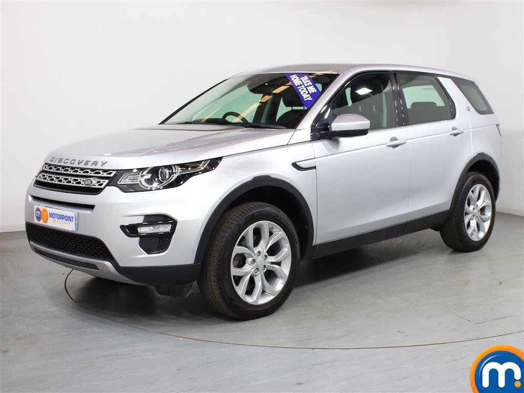 Land Rover Discovery Sport HSE - Stock Number (1012164) - Passenger side front corner