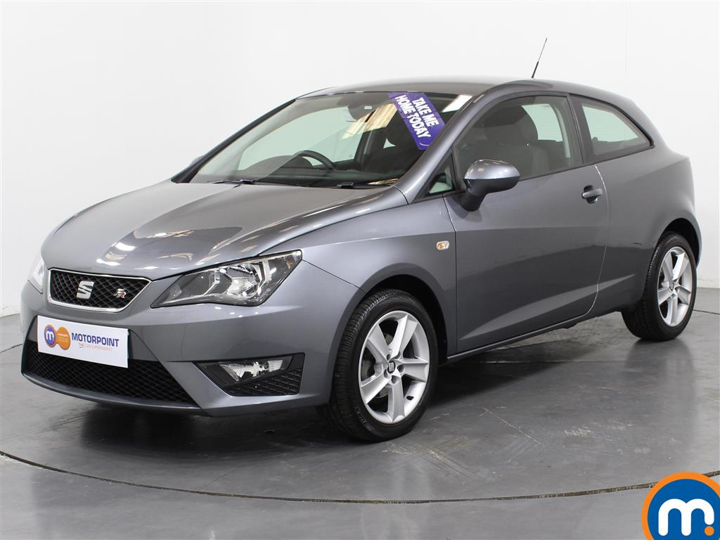 Seat Ibiza FR Technology - Stock Number (1012864) - Passenger side front corner