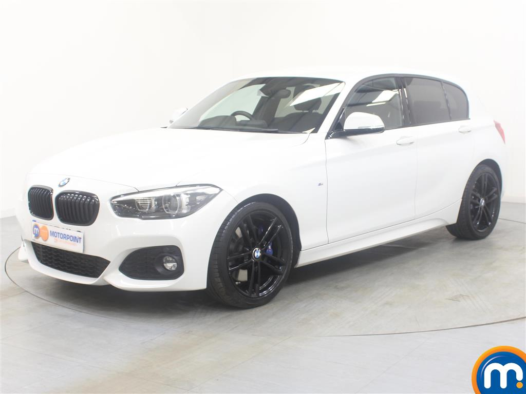 BMW 1 Series M Sport Shadow Edition - Stock Number (1019791) - Passenger side front corner