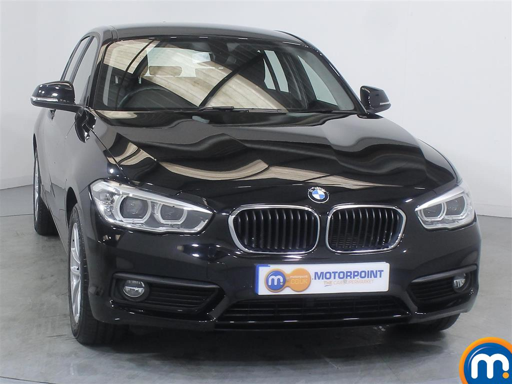 BMW 1 Series Se Business Manual Diesel Hatchback - Stock Number (1010821) - Front bumper