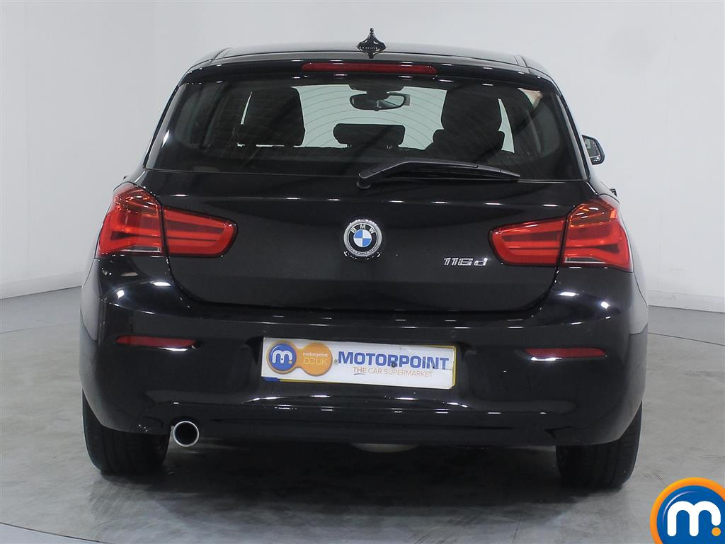 BMW 1 Series Se Business Manual Diesel Hatchback - Stock Number (1010821) - Rear bumper