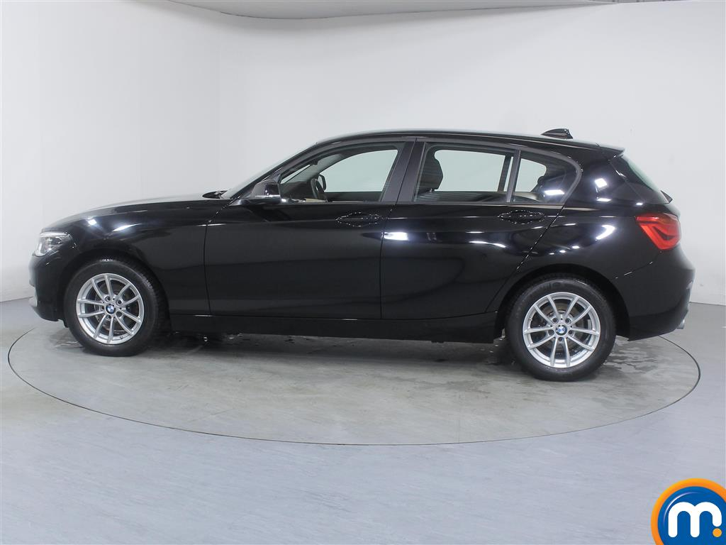 BMW 1 Series Se Business Manual Diesel Hatchback - Stock Number (1010821) - Passenger side