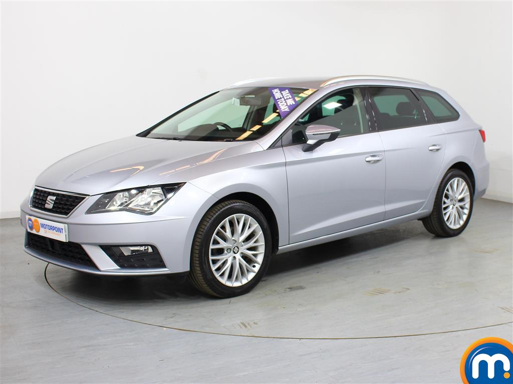 Seat Leon SE Dynamic Technology - Stock Number (1011422) - Passenger side front corner