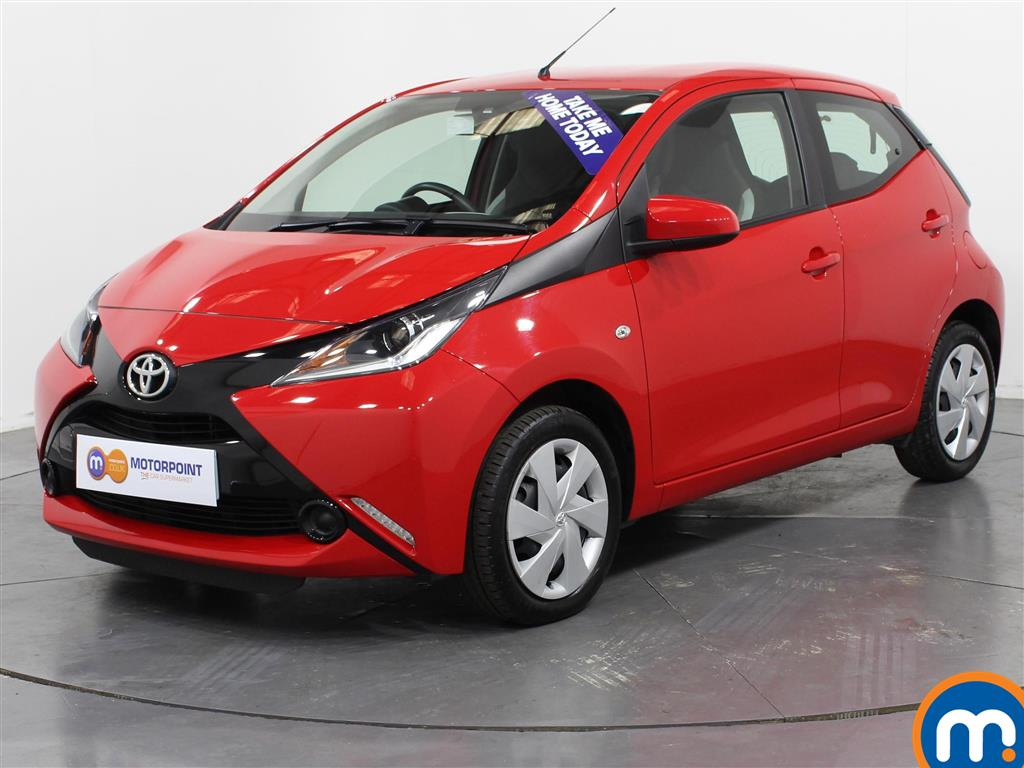 Toyota Aygo X-Play - Stock Number (1014780) - Passenger side front corner