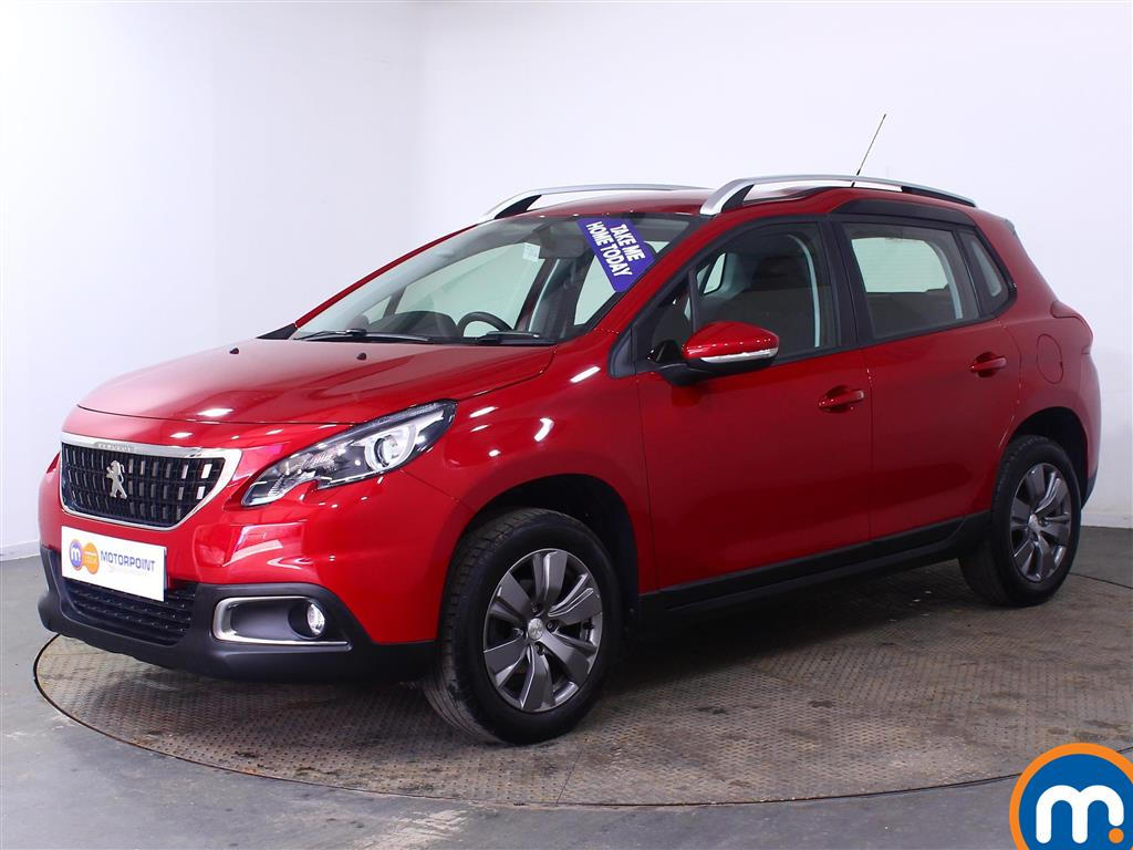 Peugeot 2008 Active - Stock Number (1012480) - Passenger side front corner